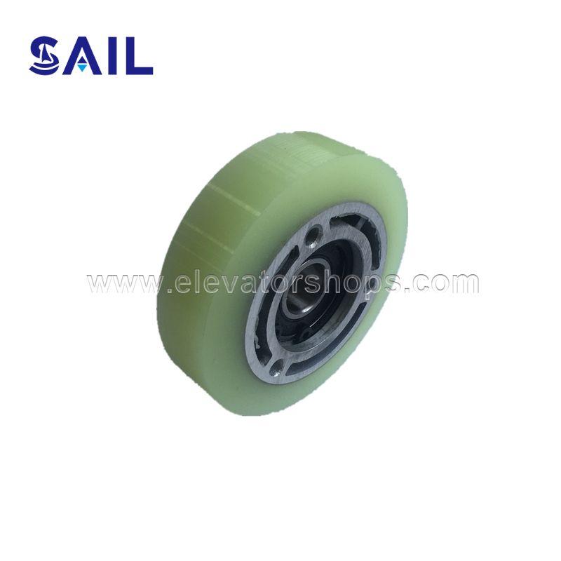 Hitachi Escalator Step Roller ∮80*23-6202 2RS
