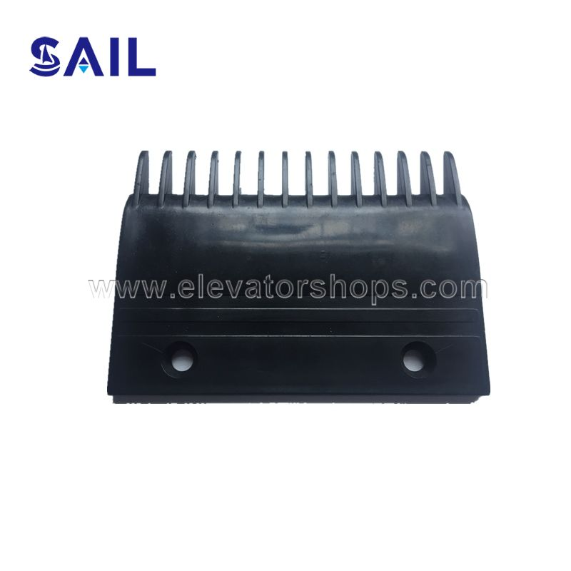 Mitsubishi Escalator Combplate Black Plastic Comb YS013B0578