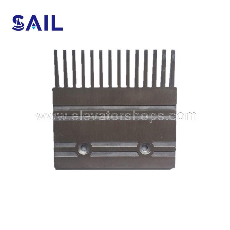 Mitsubishi Escalator Combplate Black Plastic Comb C751001B202