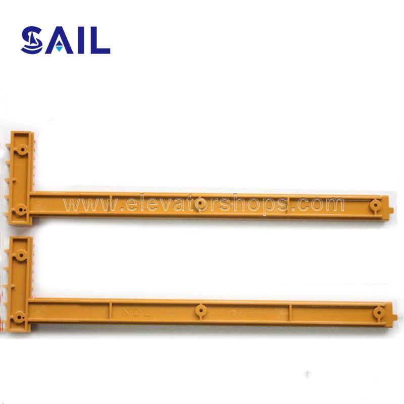 Mitsubishi J Type Escalator Step Yellow Demarcation YS013B522 YS004B278 YS013B521