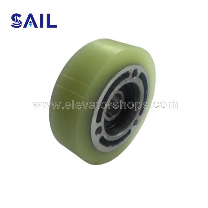 Mitsubishi Escalator Step Roller 76*25mm-6202