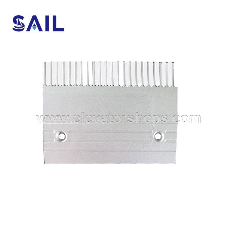 Fujitec Escalator Complete Aluminum Comb Plate FPA0104