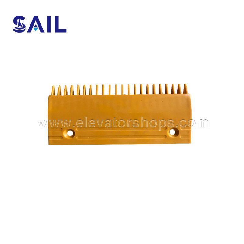 Fujitec Escalator Complete Aluminum Comb Plate 0129CAD001