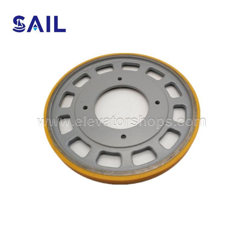 Fujitec Escalator Friction Wheel 440mm*35mm