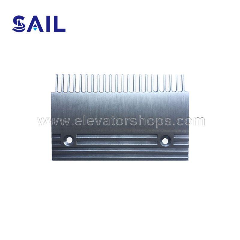 Toshiba Escalator Aluminum Comb Plate