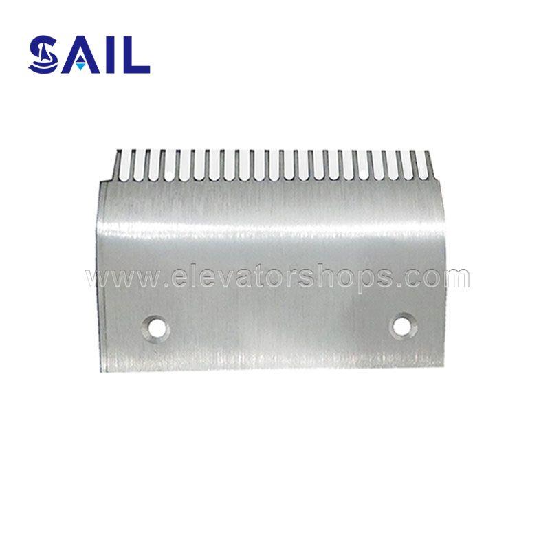 XIZI-Otis Aluminum Comb Plate HA453S2