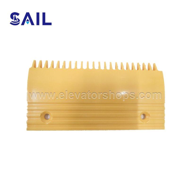 XIZI-Otis Aluminum Comb Plate L47312022A