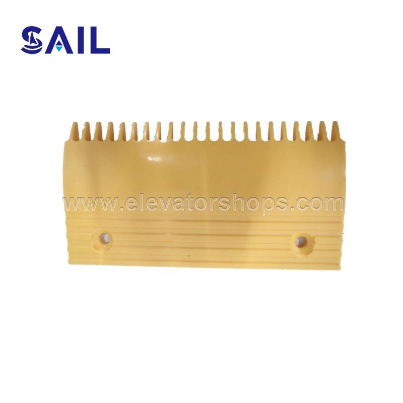XIZI-Otis Aluminum Comb Plate L47312023A