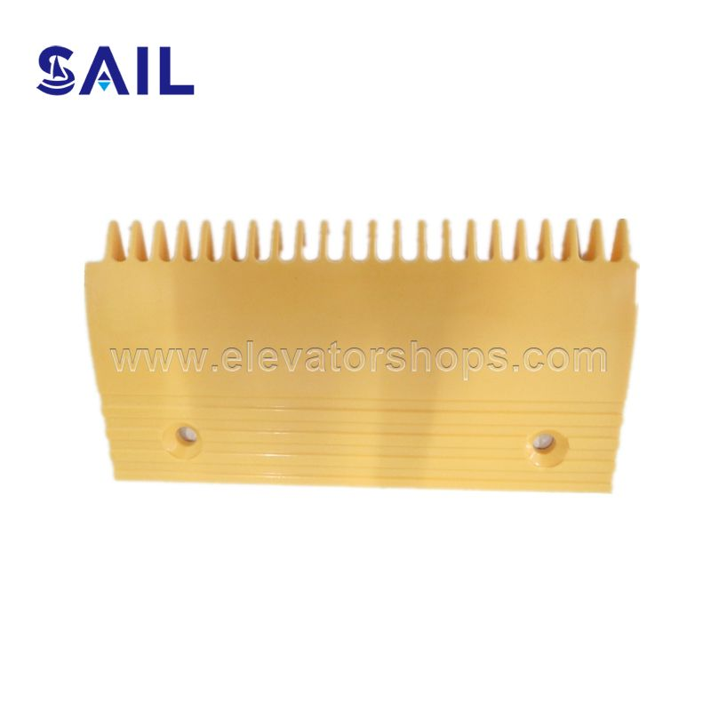 XIZI-Otis Aluminum Comb Plate L47312024A
