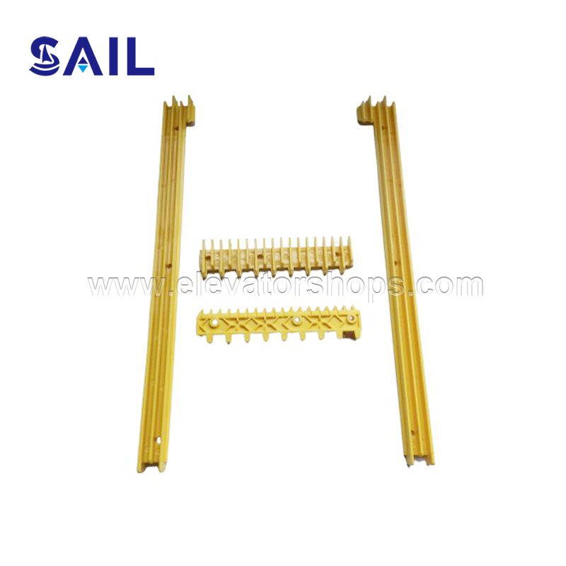 Hyundai Escalator Step Yellow Plastic Demarction