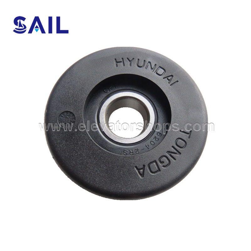 Hyundai Escalator Step Roller∮76*25 6204-2RS