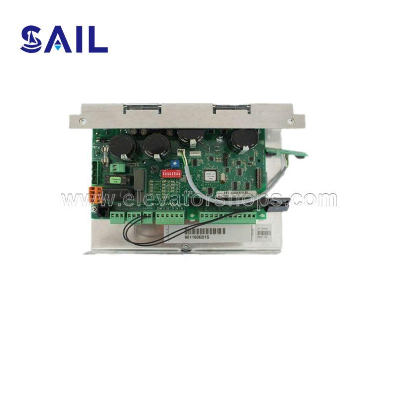 Wittur Slecom Supra MIDI controller Drive Board