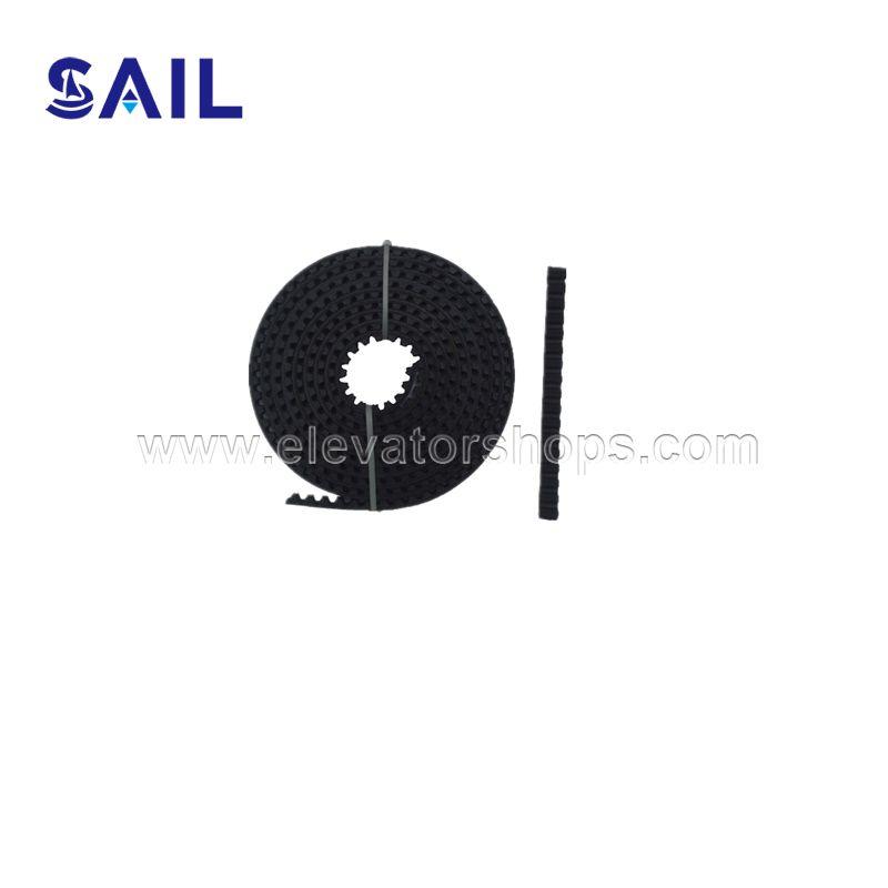Wittur Selcom Teeth Belt RPP8M-10mm