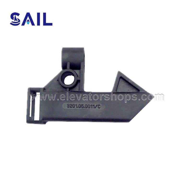 Wittur Selcom Door Cam Decoupling Hook (Trip Device) 3201.05.0011/C