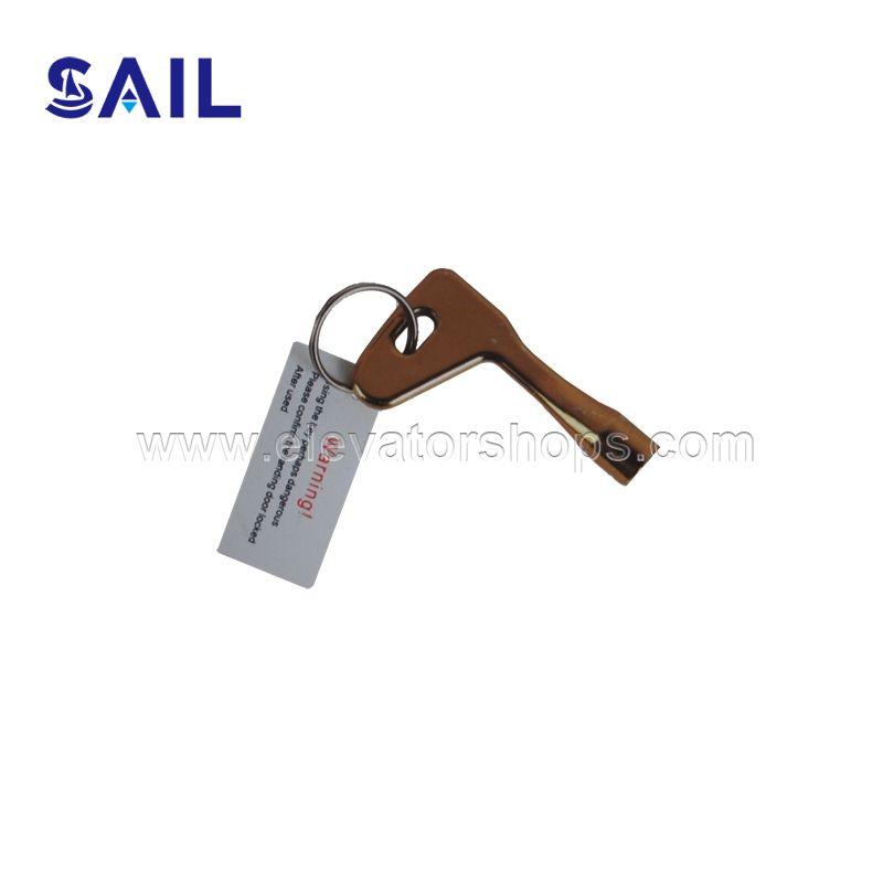Fermator Eemergency Release Key