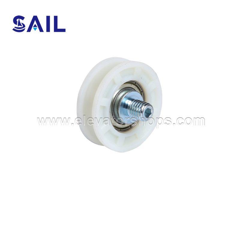 Fermator Door Concentric roller 56mm