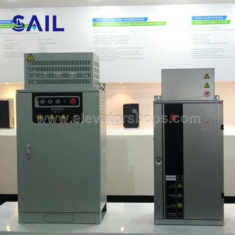 Monarch Controller with Nice3000+ Inverter