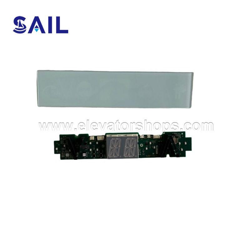 Schindler Elevator Display Board ID NR 594110