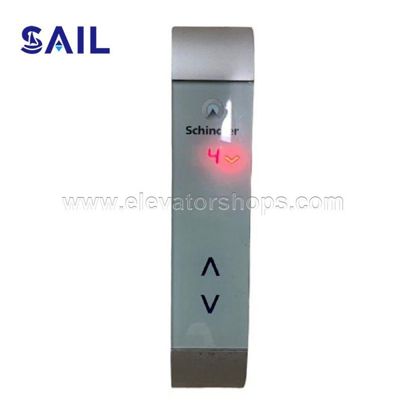 Schindler Elevator 3300 LOP Board ID: NR.57606811