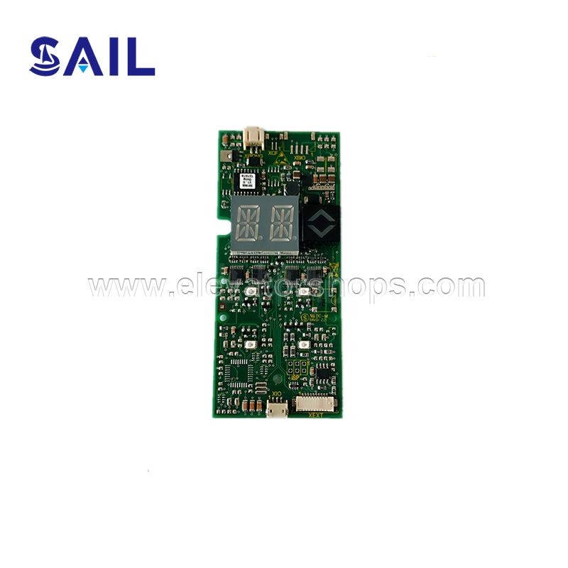 Schindler Elevator 3300 3600 Display Board ID.NR.591892 591894
