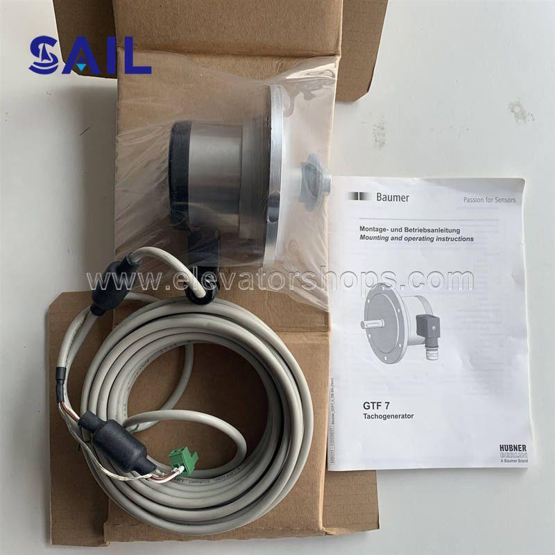 Kone Elevator Traction Machine Tachometer KM982792G33