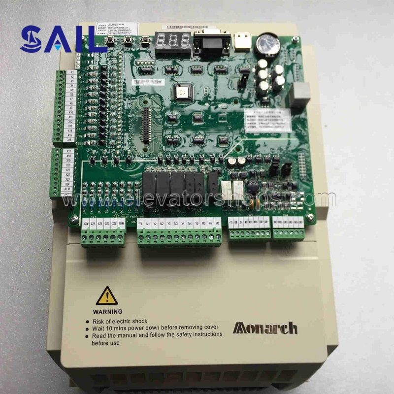 Monarch Nice3000 Intergrated   Controller Nice-L-C-4003