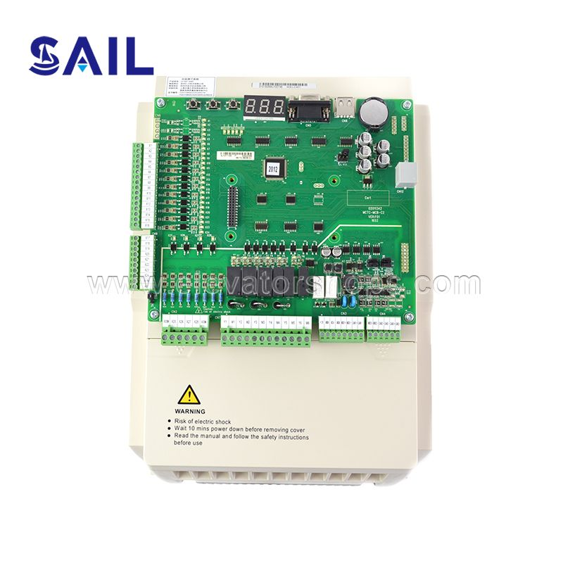 Monarch Nice3000 Intergrated   Controller Nice-L-C-4007