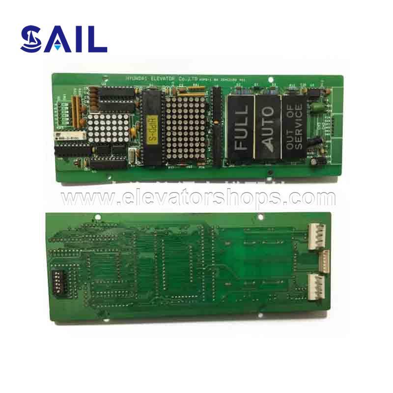 Hyundai Elevator Dispaly Board IPD-1 204C2152 H11