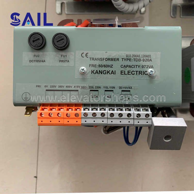 SJEC Elevator Transformer TDB-920A