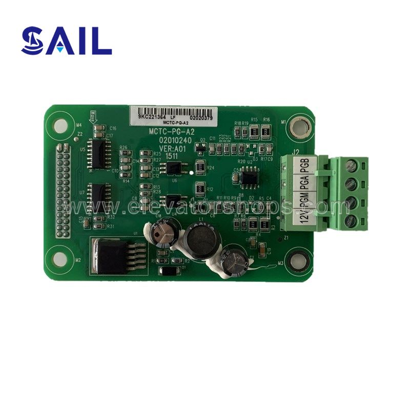Monarch Encoder Card MCTC-PG-A2