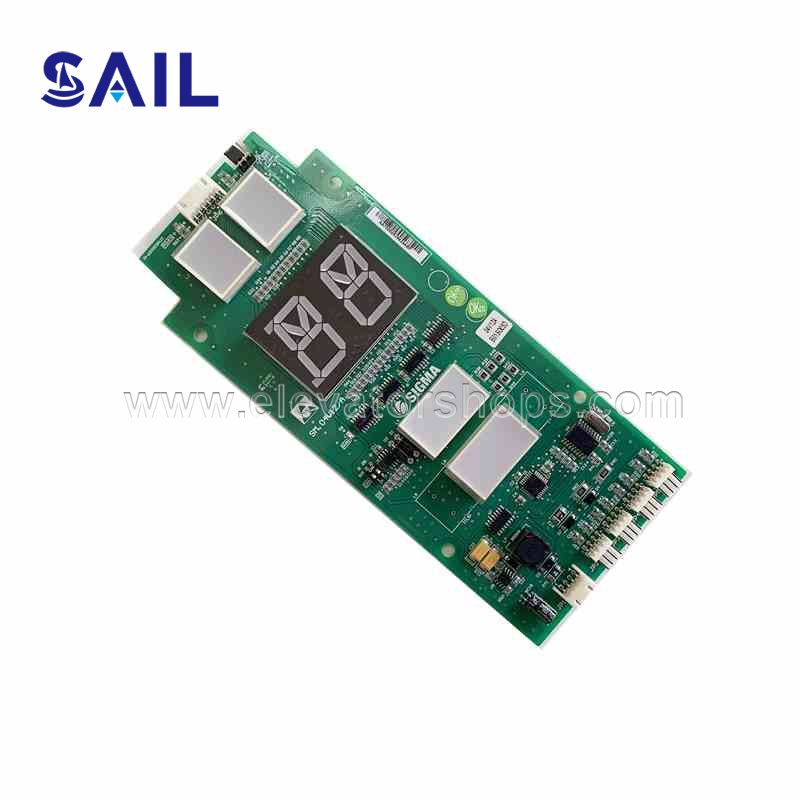 LG-Sigma Elevator PCB Board SM.04V12/A