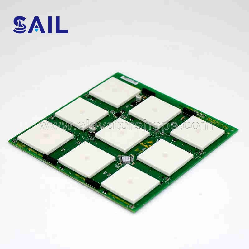 Schindler Elevator PCB Board SCOPCE5.Q 594100