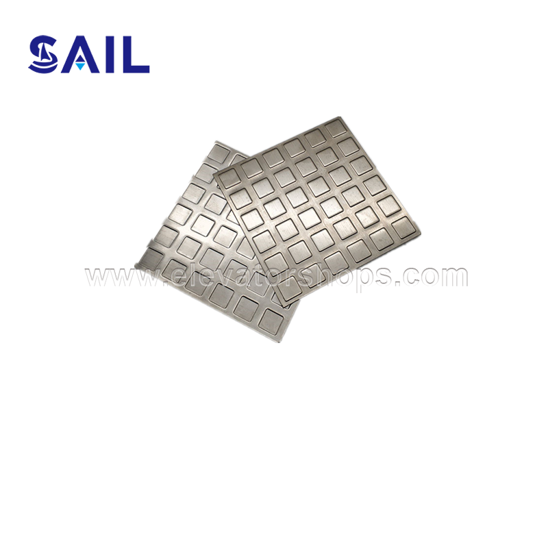 Schindler Escalator Square Plate Steel