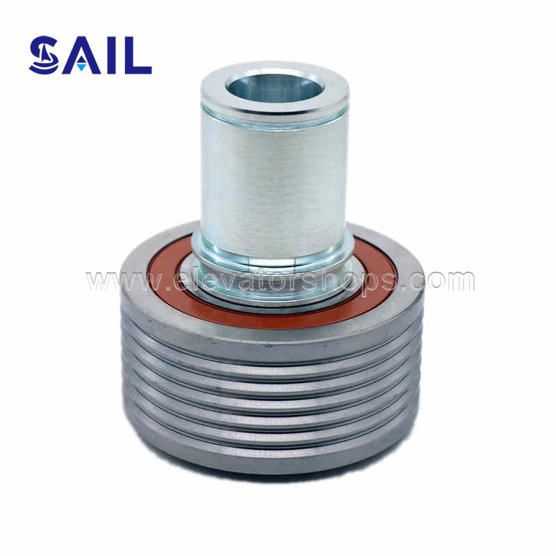 Schindler Elevator Car Guide Roller L=100/102mm
