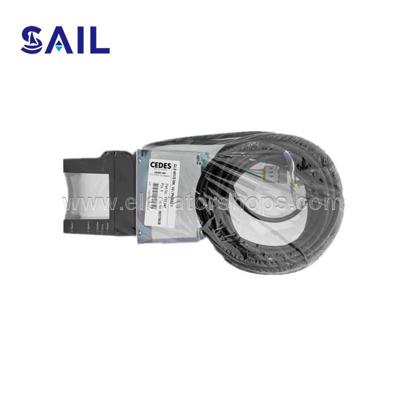 Schindler 5400 Elevator Leveling Sensor GLS451/S MK 59375636