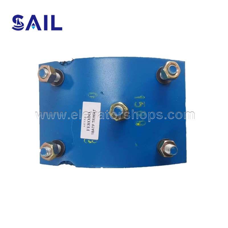 Otis  Elevator Brake Shoe Plate for 18ATF Motor