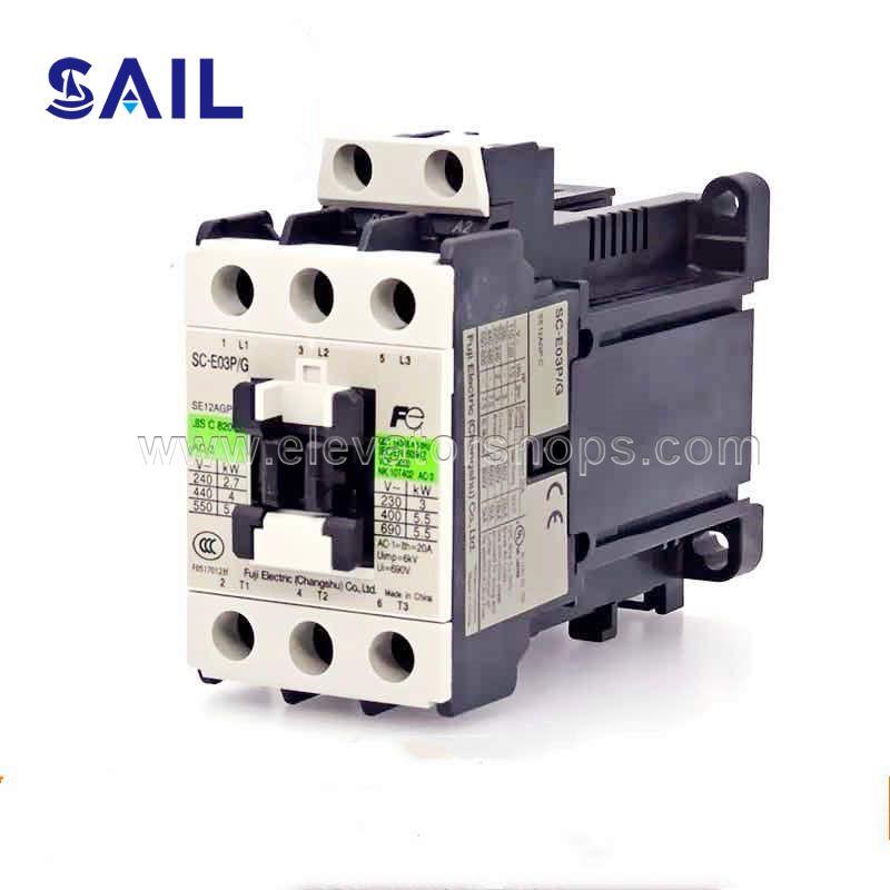 Elevator contactor SC-E03P/G