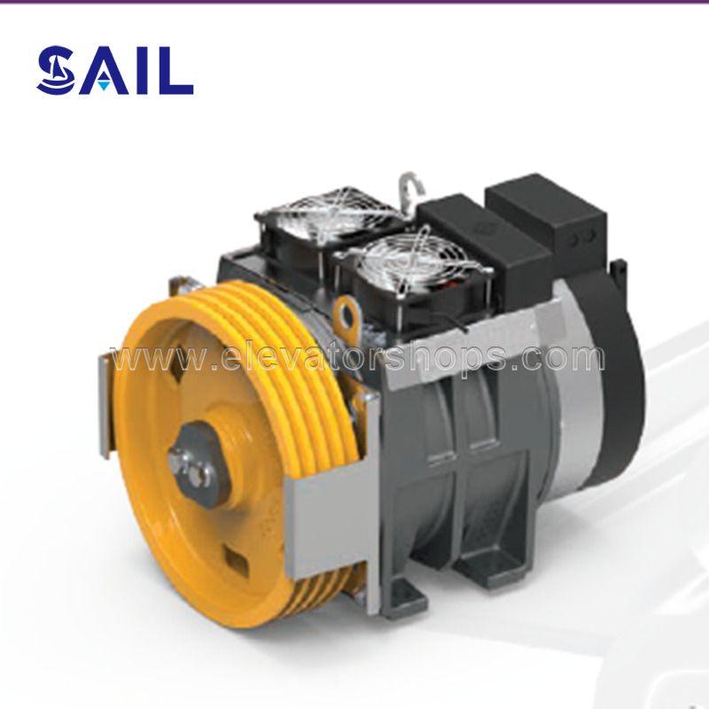 Italy Montanari Factory Gearless Traction Machine MDX26S