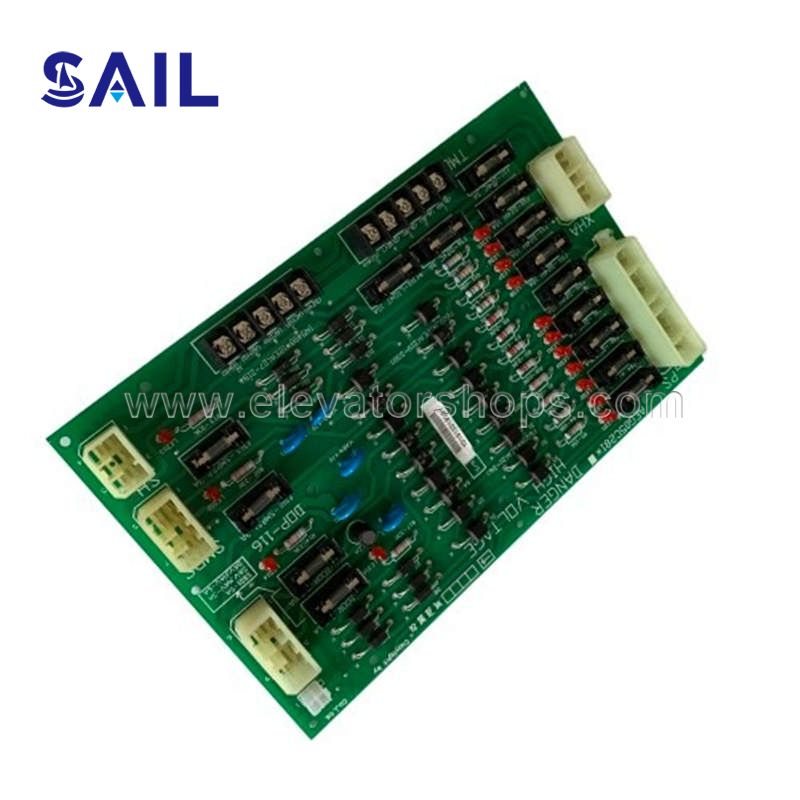 LG-OTIS Emergency Power Board DOP116 AEG05C289