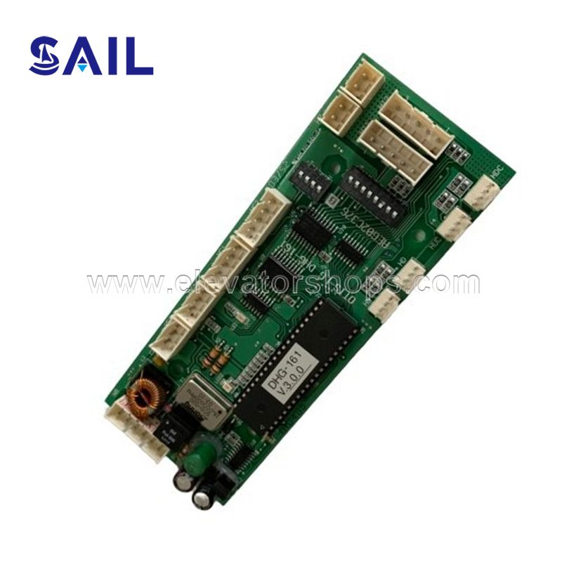 LG-OTIS Communication Board DHG-161 DHG-160 AEG02C376B