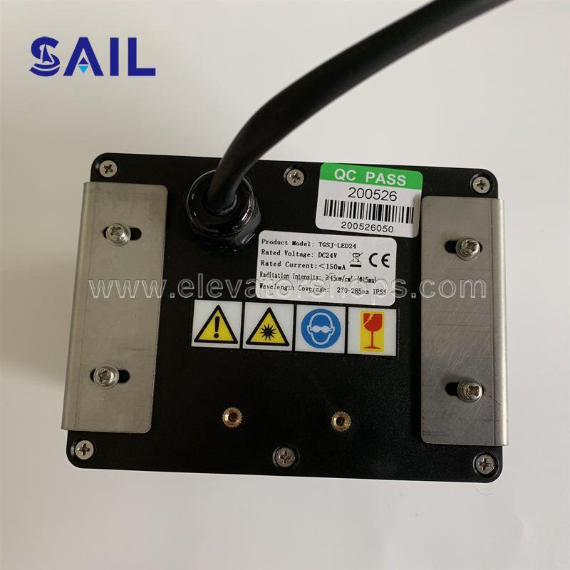 Hyundai Escalator UVC LED UV-C Sterilization Lamp with CE