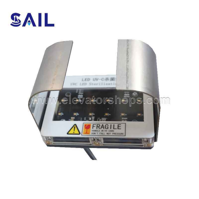 Mitsubishi Escalator UVC LED UV-C Sterilization Lamp with CE