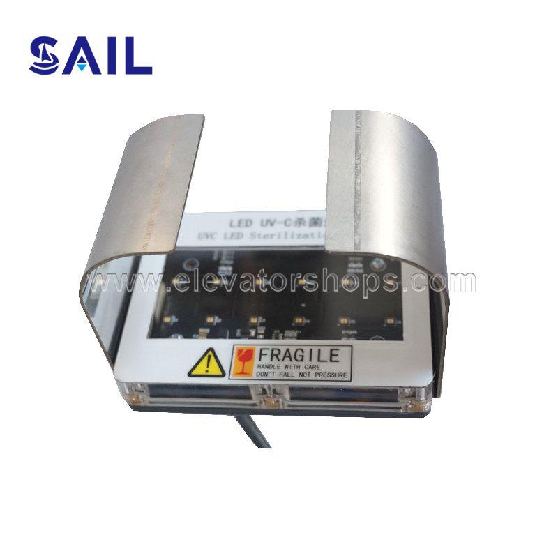 Hitachi Escalator UVC LED UV-C Sterilization Lamp with CE