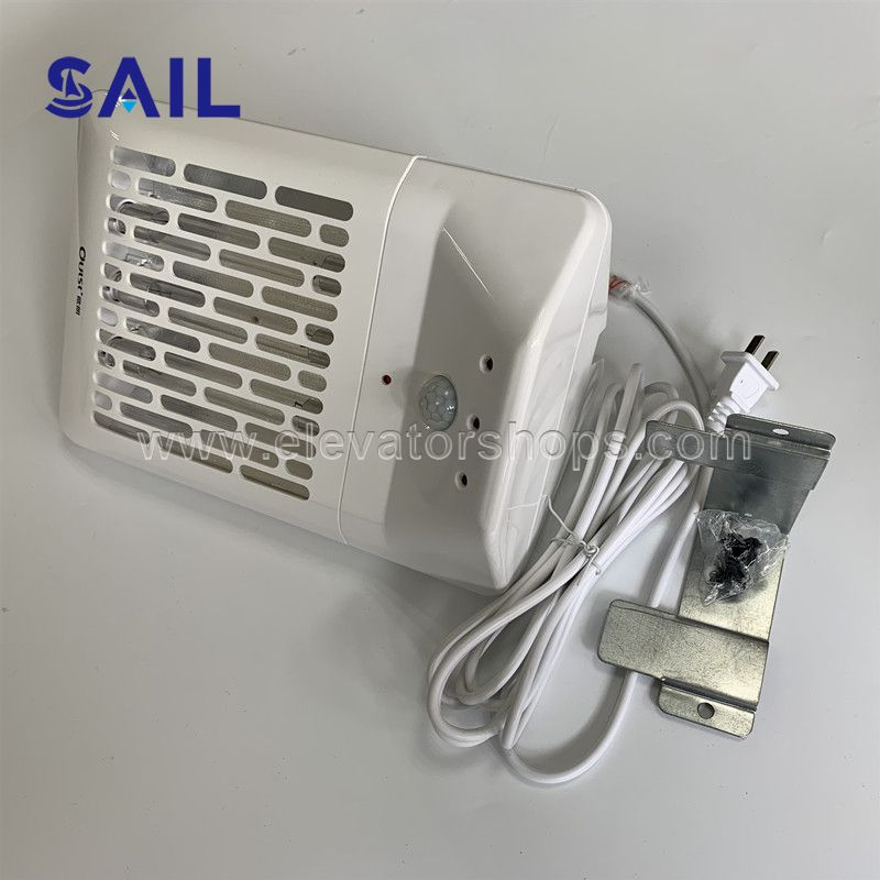 Schindler UV-C Germicidal Lamp Air Disinfection Purifier with CE