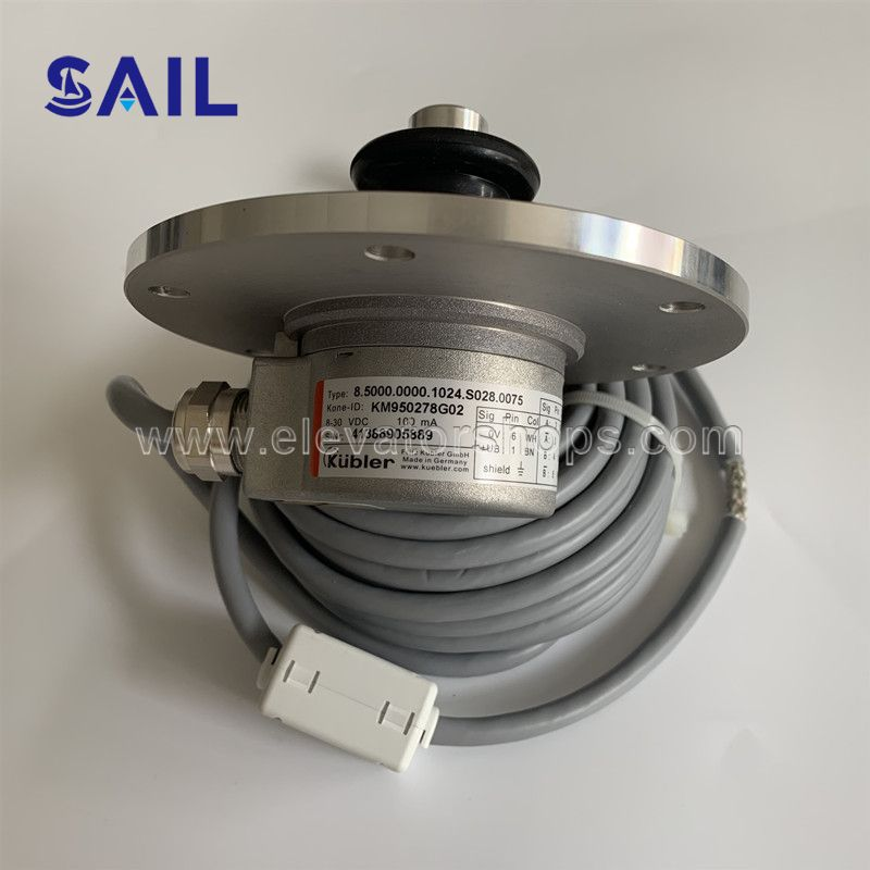 Kone Inverter KDL16L Encoder KM950278G02