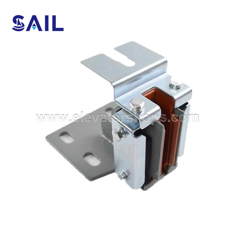 Elevator Guide Shoe Mitsubishi Type 10mm 16mm