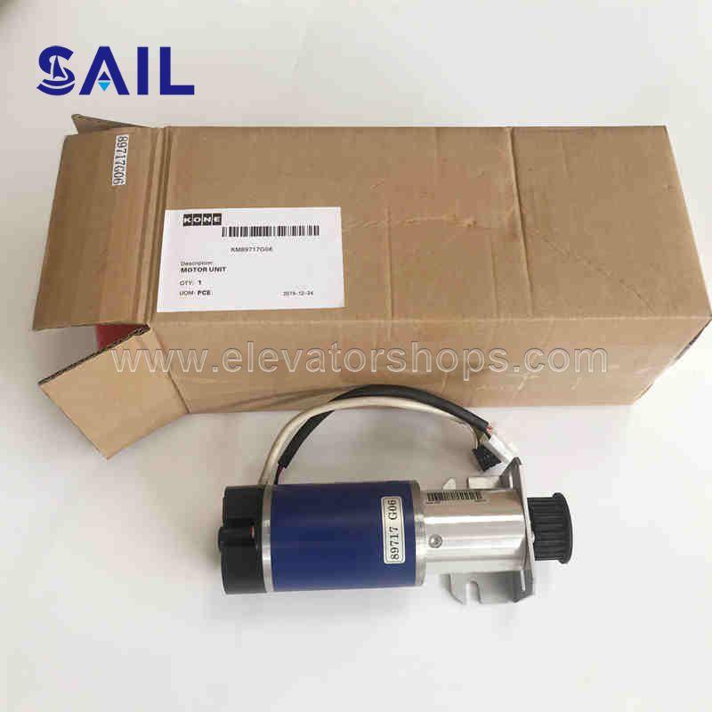 Kone Door Motor KM89717G06
