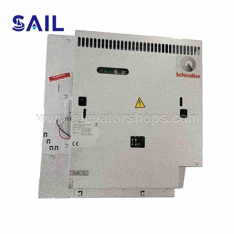 Schindler 5400 Elevator VF55PF1/ DR-VAP055 Inverter Id 59401255