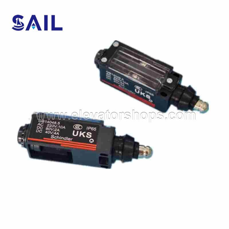 Schindler 3300 3600 Elevator Leveling Sensor UKT 332969 GB14048.5