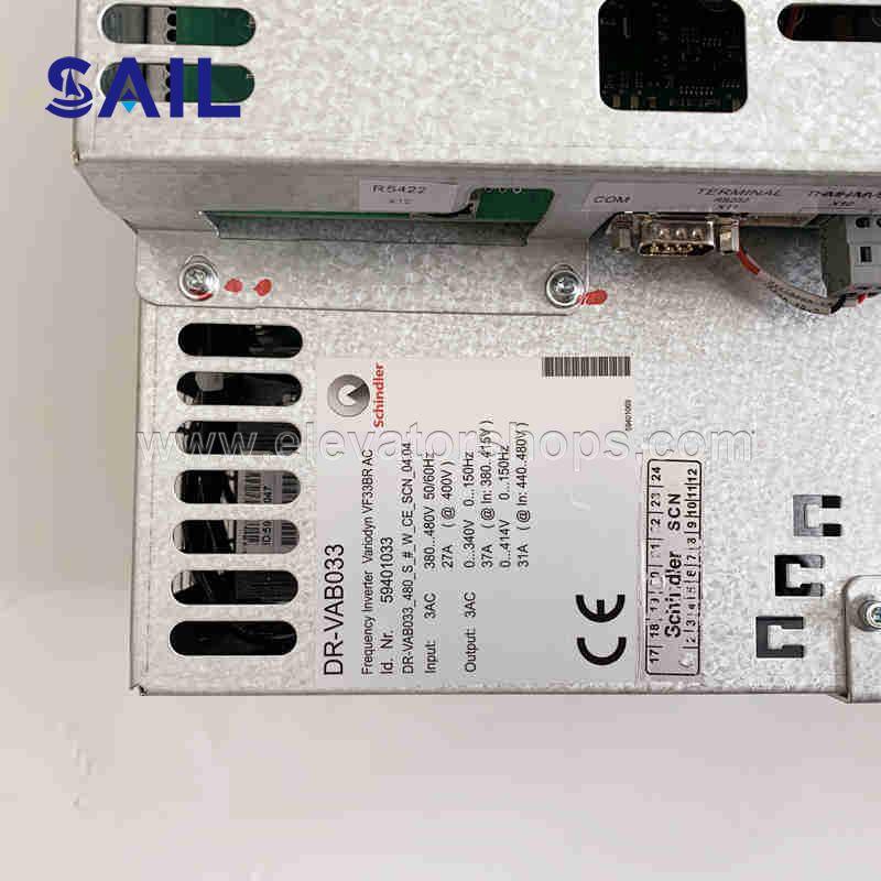 Schindler VF33BR DR-VAB033 Inverter